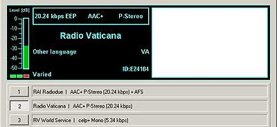 Radio Vaticana on 26060 kHz