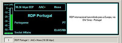 RDP Portugal via Sines