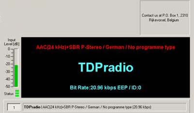 TDPradio, Maeva6015 (Dutch), Dance Music from Juelich, Germany