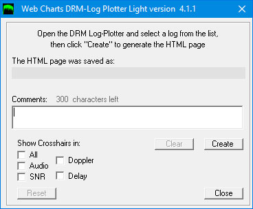 Webplotter light version